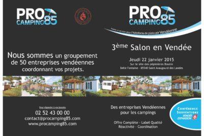 Salon PRO CAMPING85