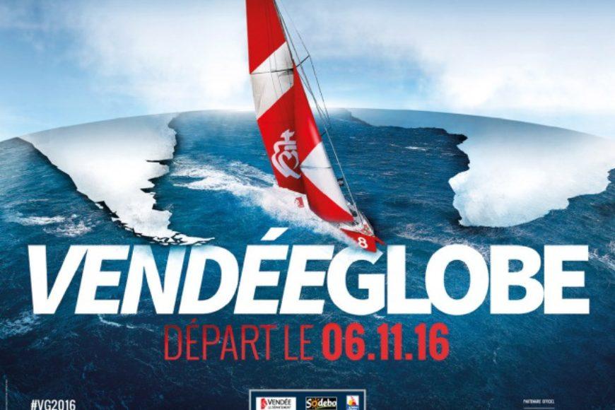 Janvier > Novembre 2016 : Vendée Globe 2016