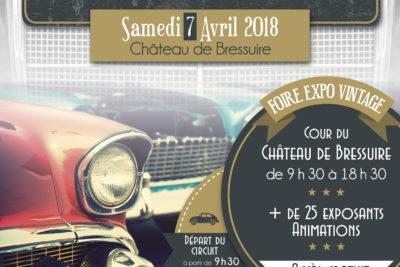 1er CIRCUIT BRESSUIRAIS DE VEHICULES ANCIENS & FOIRE EXPO VINTAGE