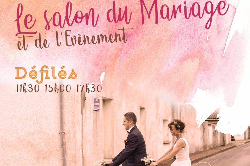 SALON du MARIAGE de CHALLANS – 6 & 7 octobre 2018