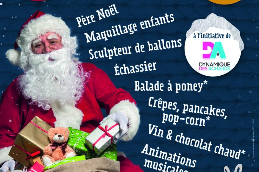 Le Noël des Achards